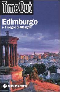 Libro Edimburgo e il meglio di Glasgow