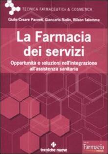 Tegliowinterrun.it La farmacia dei servizi. Opportunità e soluzioni nell'integrazione all'assistenza sanitaria Image