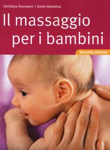 Ristorantezintonio.it Il massaggio per i bambini Image