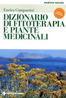 Grandtoureventi.it Dizionario di fitoterapia e piante medicinali Image