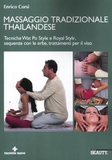 Amatigota.it Massaggio tradizionale thailandese Image