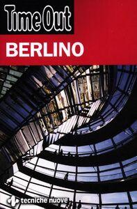 Foto Cover di Berlino, Libro di  edito da Tecniche Nuove