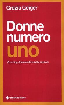 Daddyswing.es Donne numero uno. Coaching al femminile in sette sessioni Image