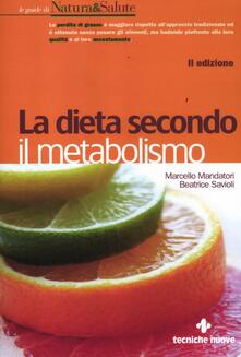 Associazionelabirinto.it La dieta secondo il metabolismo Image