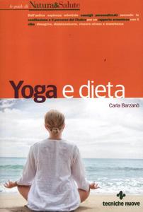Libro Yoga e dieta Carla Barzanò