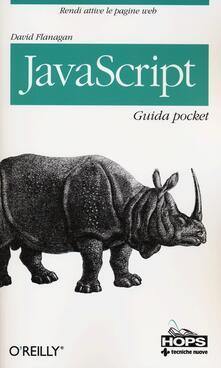 JavaScript. Guida pocket.pdf