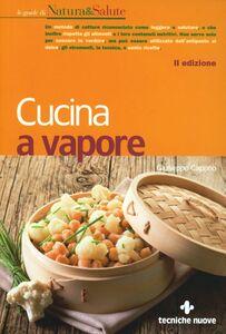 Libro Cucina a vapore Giuseppe Capano