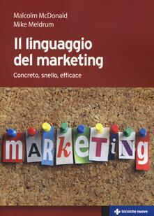 Daddyswing.es Il linguaggio del marketing. Concreto, snello, efficace Image