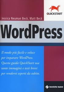 Libro Wordpress Matt Beck Jessica Neuman Beck