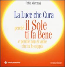 Librisulrazzismo.it La luce che cura Image
