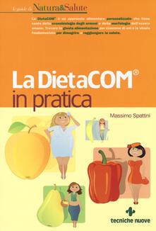 Camfeed.it La DietaCOM® in pratica Image