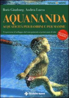 Daddyswing.es Aquananda. Acquaticità per bambini e per mamme Image