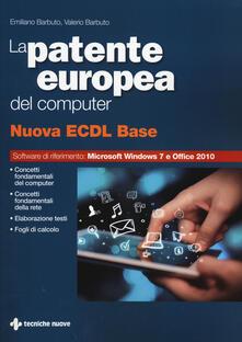 Camfeed.it La patente europea del computer. Nuova ECDL base Image