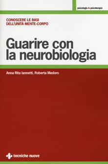 Antondemarirreguera.es Guarire con la neurobiologia. Conoscere le basi dell'unità mente-corpo Image