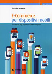 Tegliowinterrun.it E-commerce per dispositivi mobili. La rivoluzione degli acquisti con tablet e smartphone Image