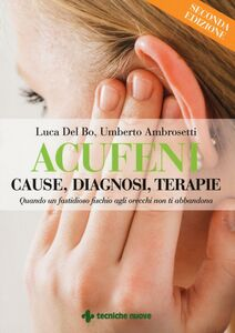 Libro Acufeni. Cause, diagnosi, terapie Luca Del Bo