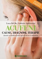 Acufeni. Cause, diagnosi, terapie