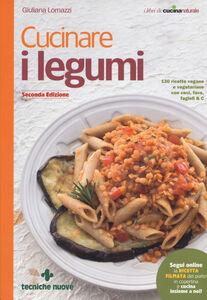 Libro Cucinare i legumi Giuliana Lomazzi