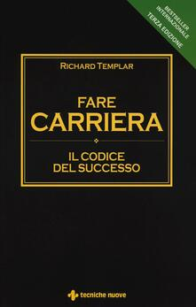 Fare carriera. Il codice del successo.pdf