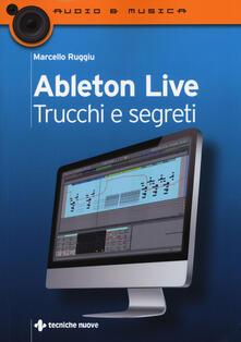 Winniearcher.com Ableton live. Trucchi e segreti Image