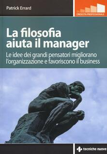 Daddyswing.es La filosofia aiuta il manager. Le idee dei grandi pensatori migliorano l'organizzazione e favoriscono il business Image