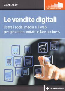 Lpgcsostenible.es Le vendite digitali. Usare i social media e il web per generare contatti e fare business Image
