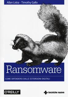 Ristorantezintonio.it Ransomware. Come difendersi dalle estorsioni digitali Image