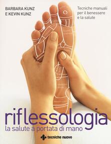 Ristorantezintonio.it Riflessologia. Tecniche manuali per il benessere e la salute Image