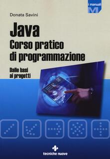 Amatigota.it Java. Corso pratico di programmazione. Dalle basi ai progetti Image