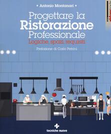 Antondemarirreguera.es Progettare la ristorazione professionale. Logiche, spazi, requisiti Image