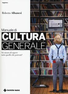 Cocktaillab.it Manuale di cultura generale Image