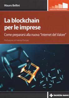 Amatigota.it La blockchain per le imprese. Come prepararsi alla nuova «internet del valore» Image