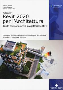 Daddyswing.es Autodesk Revit Architecture 2020. Guida completa per la progettazione BIM Image
