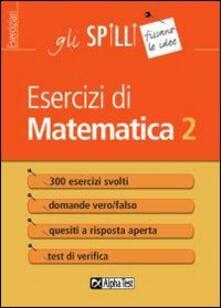 Winniearcher.com Esercizi di matematica. Vol. 2 Image