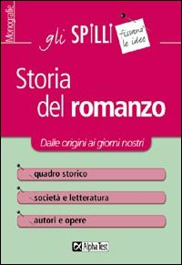 Storia del romanzo