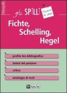 Steamcon.it Fichte, Schelling, Hegel Image