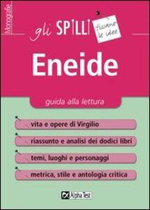 Libro Eneide. Guida alla lettura Alessandra Minisci