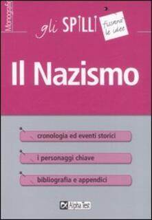 Osteriacasadimare.it Il nazismo Image