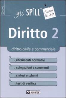 Osteriacasadimare.it Diritto. Vol. 2: Diritto civile e commerciale. Image
