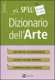 Vitalitart.it Dizionario dell'arte Image