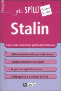 Libro Stalin Angela Feo