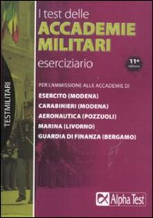 Winniearcher.com I test delle accademie militari. Eserciziario Image