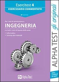 INGEGNERIA. ESERCITEST 4. ESERCIZIARIO C