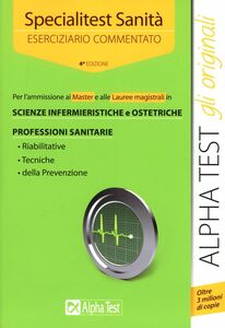 Libro Specialitest sanità. Eserciziario commentato