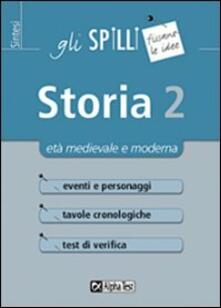 Camfeed.it Storia. Vol. 2: Età medievale e moderna. Image