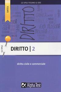 Libro Diritto. Vol. 2: Diritto civile e commerciale. Silvia Cacciotti