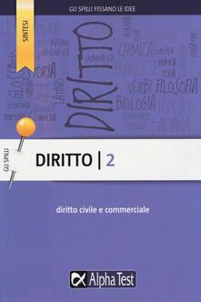 Voluntariadobaleares2014.es Diritto. Vol. 2: Diritto civile e commerciale. Image