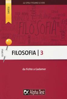 Filosofia. Vol. 3: Da Fichte a Gadamer..pdf