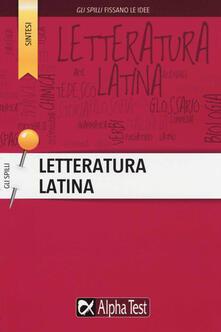 Parcoarenas.it Letteratura latina Image