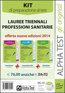 Nordestcaffeisola.it Lauree triennali professioni sanitarie. Kit completo di preparazione al test Image
